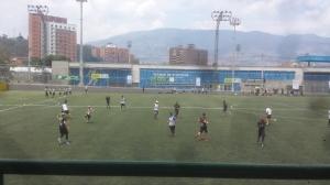 Medellin Stadium View
